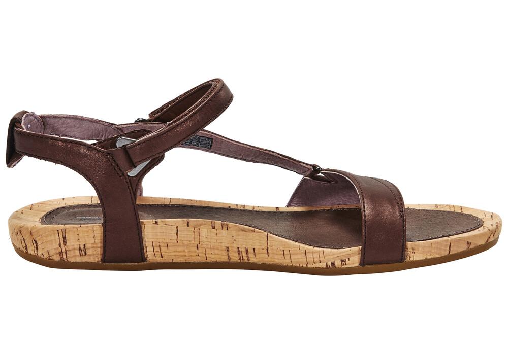 Teva Capri Universal Sandals Women Pearlized Chocolate